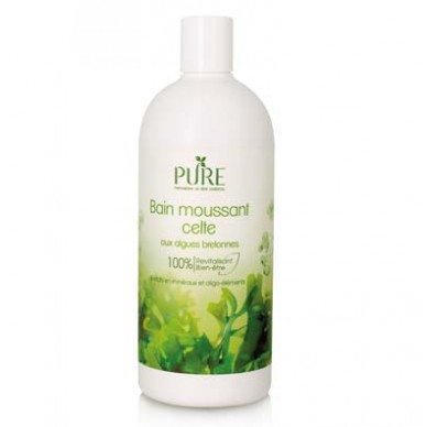 Bain moussant celte 500ml