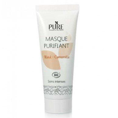 Masque purifiant tilleul-camomille