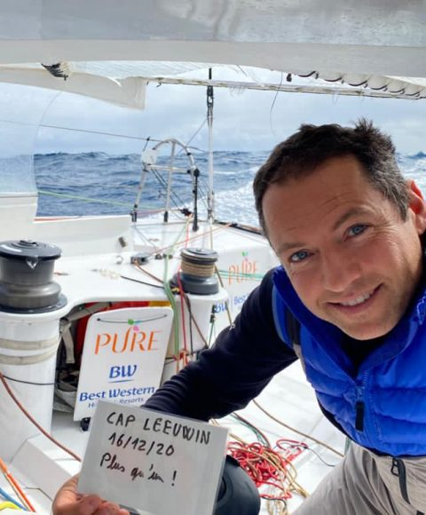 Romain Attanasio Cap Lewing 2020