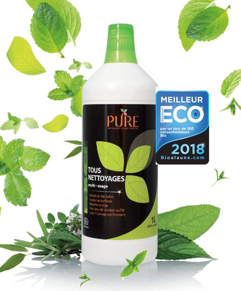 meilleur produit eco 2018